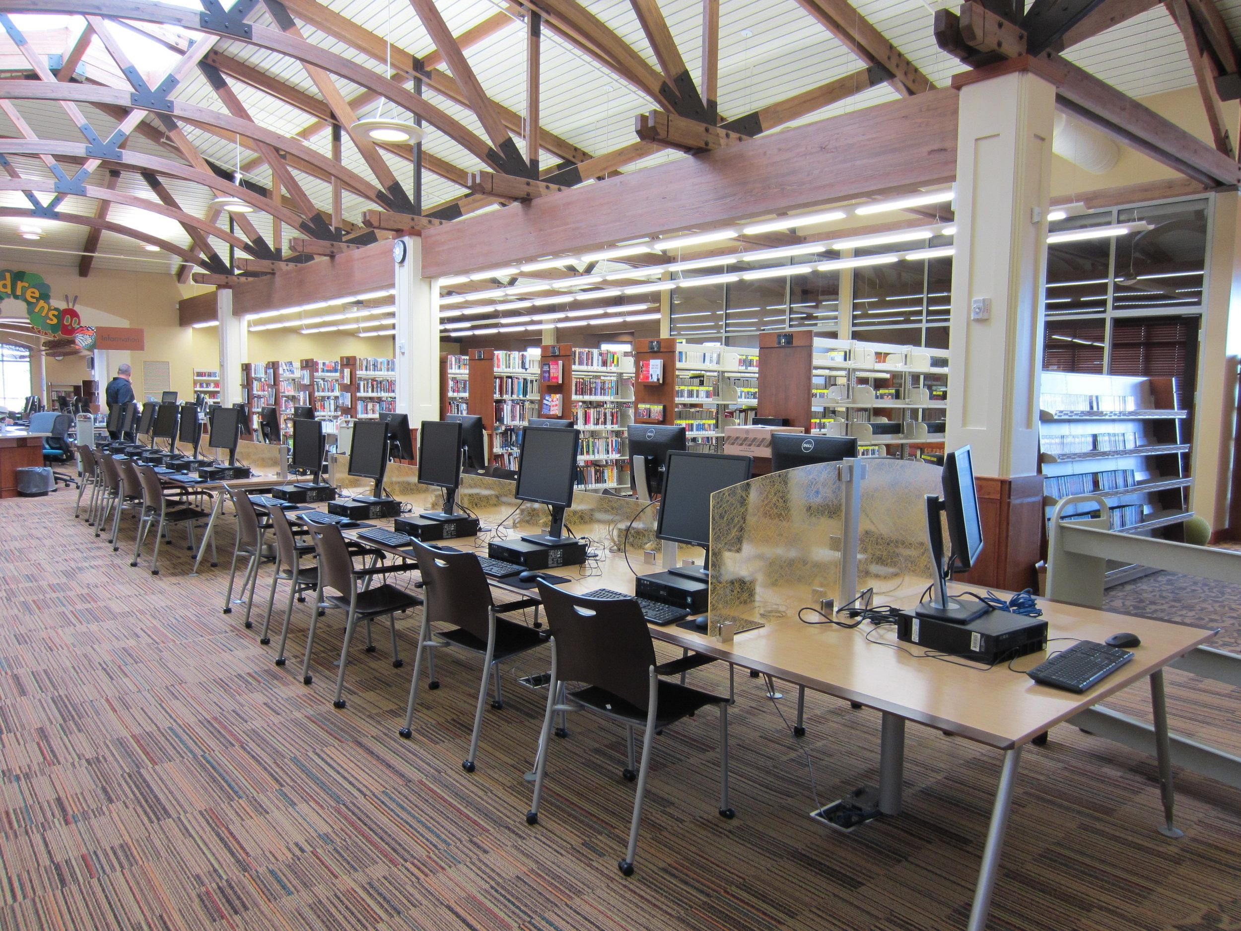 Fairwood Branch Library - Baton Rouge, LA