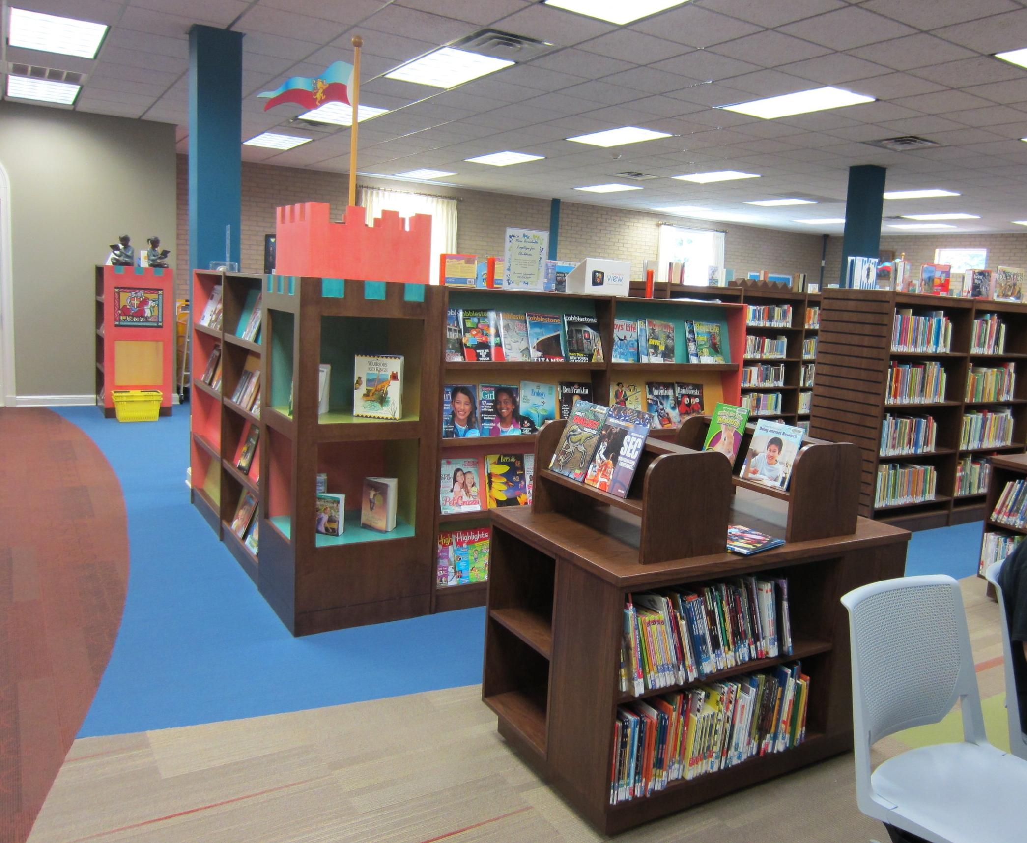 Jackson Parish Library - Jonesboro, LA