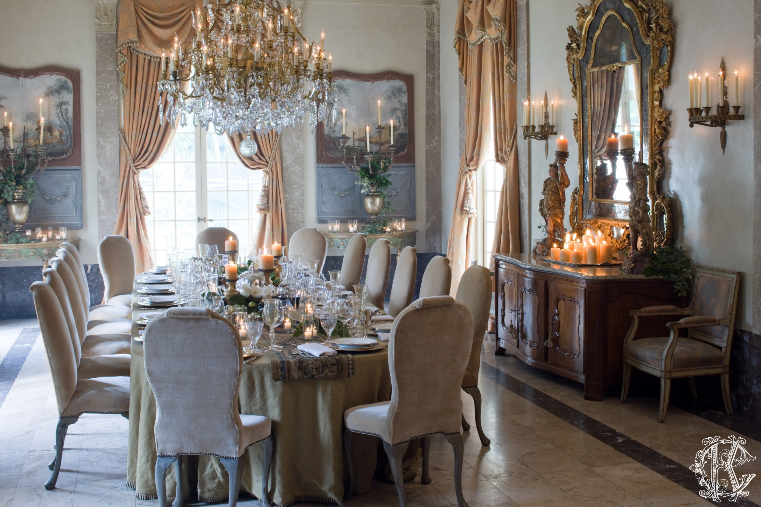 Kara Childress designs historic Texas mansion