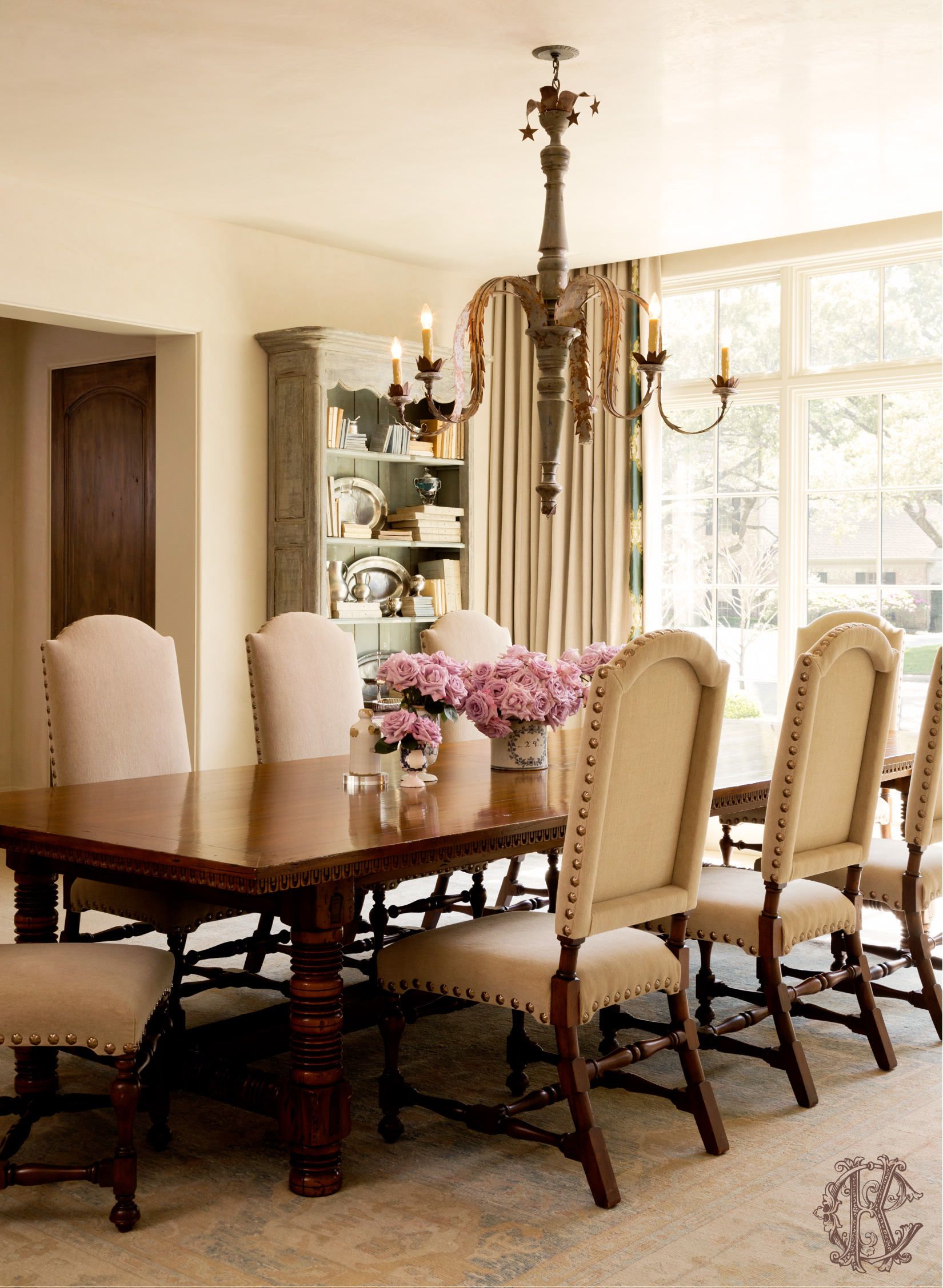 Kara Childress, Inc. designs timeless Houston home