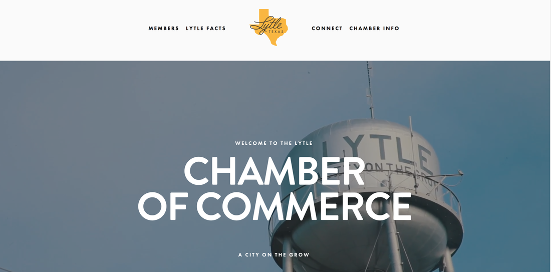 Lytle Chamber of Commerce Website