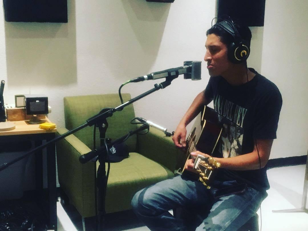 Recording Space -