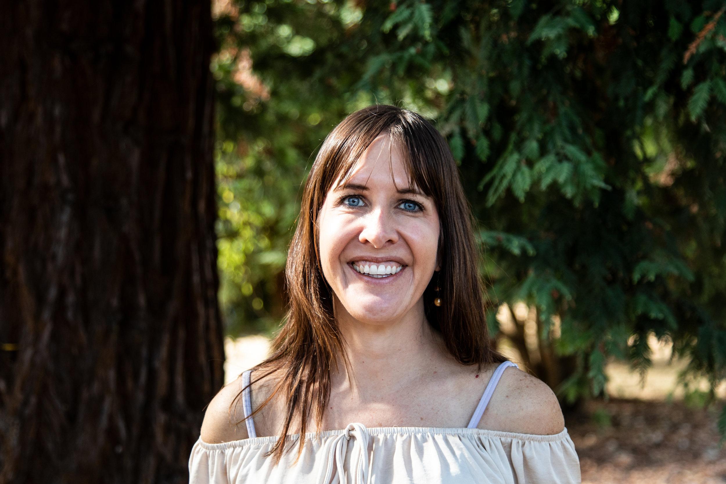 Kerri Sadigh - Director of Children's Ministry