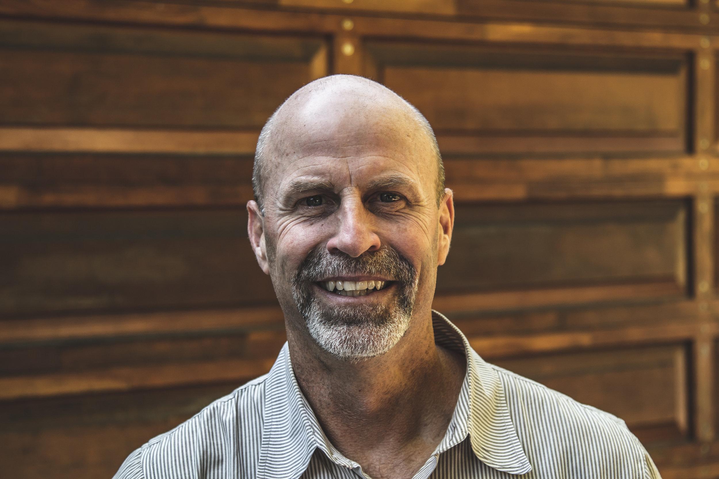 Doug McBride - Lead Pastor