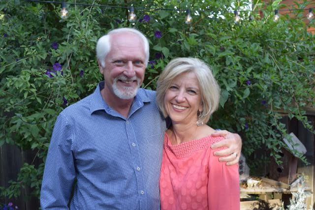 Joe & Kathy Bishop - Joe has been married to his wife Kathy for 40 years. They have 3 adult children; Ben, Jon, and Abigail. He received his graduate academic training at Grace Theological Seminary and Santa Clara University, and has done doctoral work in counseling psychology at Trinity Theological Seminary