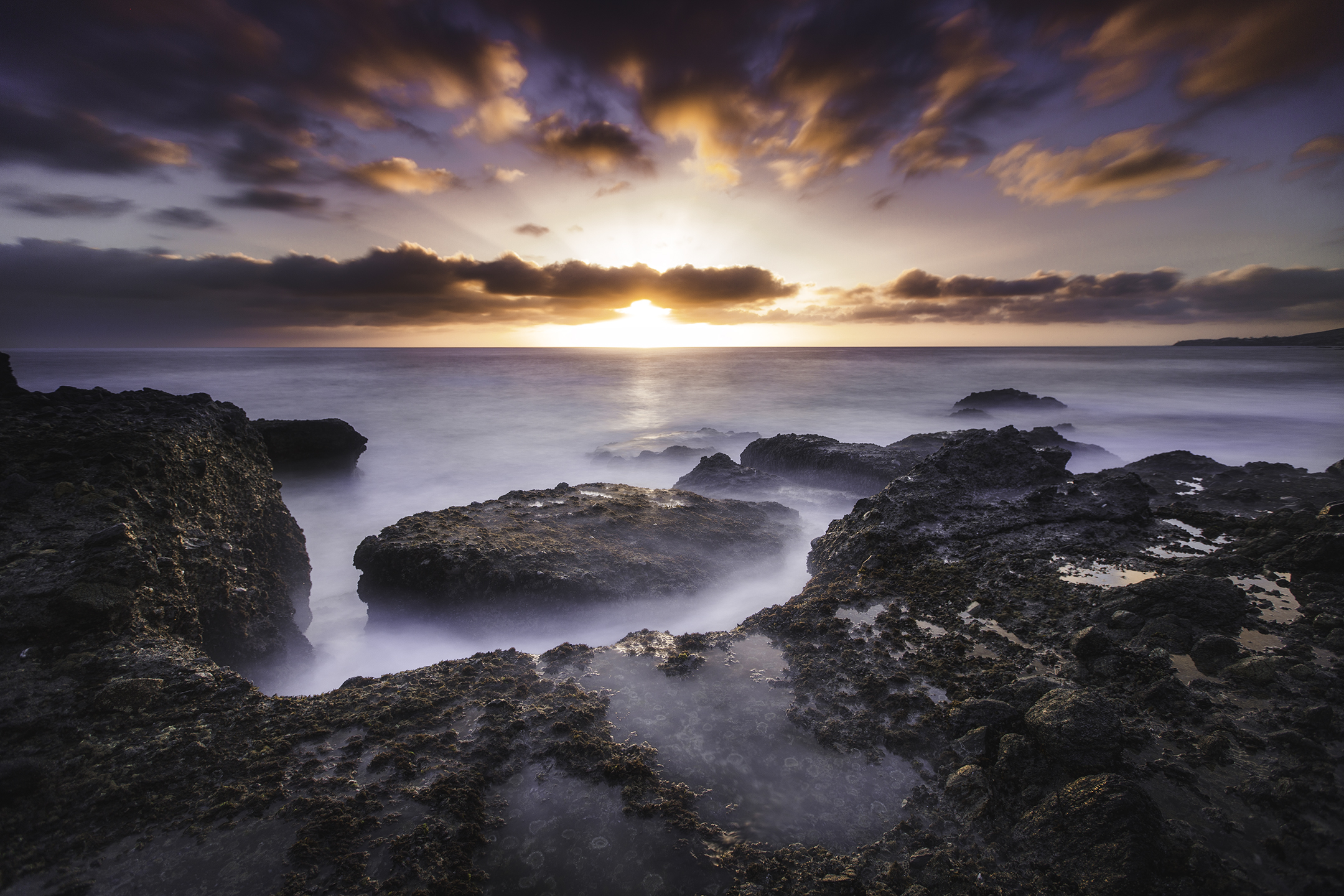 California Coast - Laguna Beach, California // Photographer: Jason Wilson // Canon 5D Mark III + Canon 16-35mm f/2.8L II // ISO 160, f/4, 30