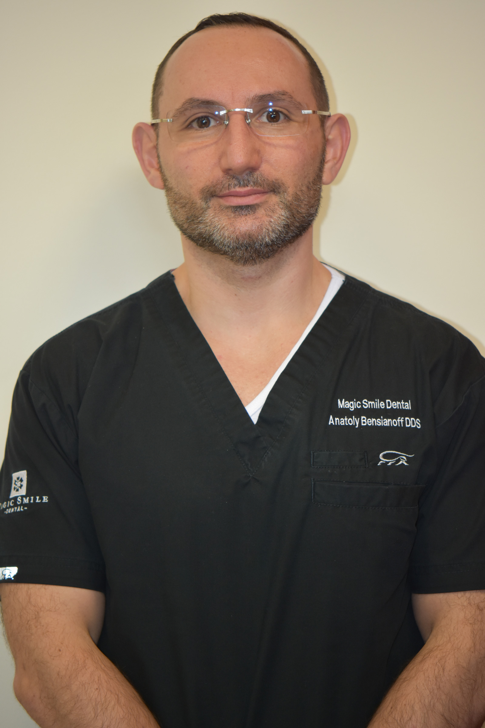 Anatoly Bensianoff DDS - Dr. Anatoly Bensianoff earned his Doctor of Dental Surgery Degree from the NYU College of Dentistry in 2001 and completed his residency at Staten Island Hospital in 2001. Drawn to dentistry after volunteering as a resident's assistant in a dental clinic, Dr. Bensianoff loves to help patients alleviate pain and educate them, giving them the tools they need to maintain a healthy mouth for their lifetime. Learn more about our practice