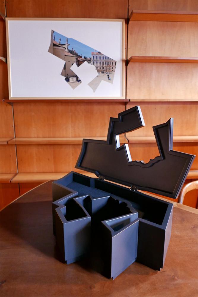 Custom art boxes