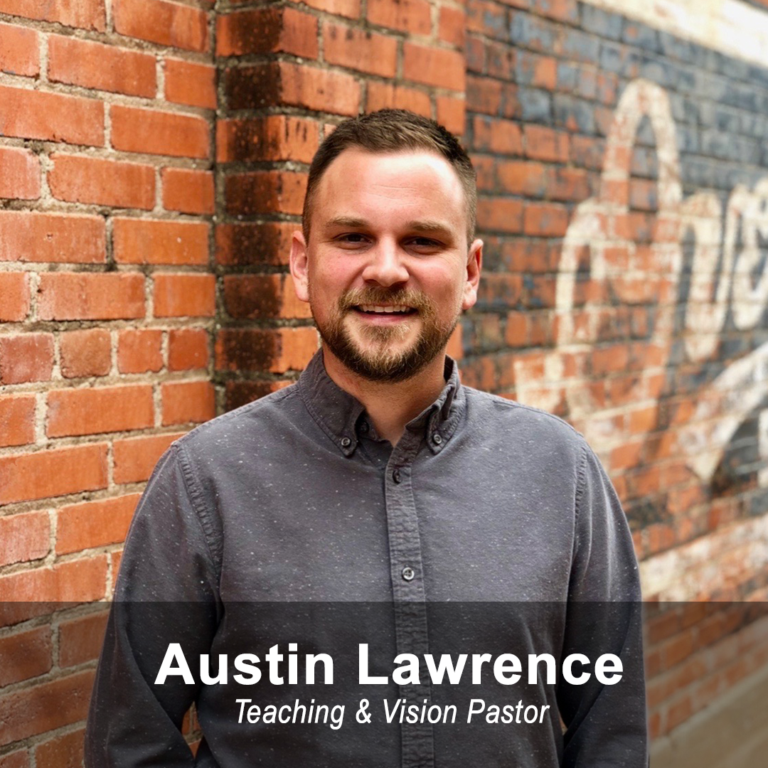 Austin leads primarily through setting key vision for the church as a whole and through being the primary preacher at The Well. Austin works with JR to guide our staff and other leaders and also serves as an elder. You can get in touch with him at  pastors@thewellabilene.com