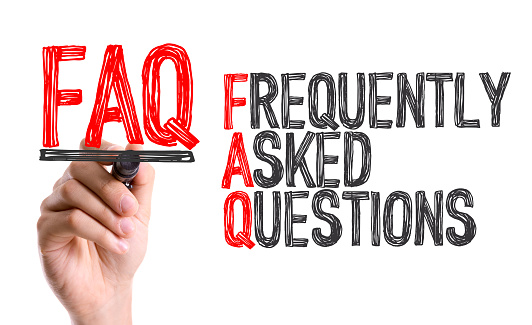 Answers to common technical questions