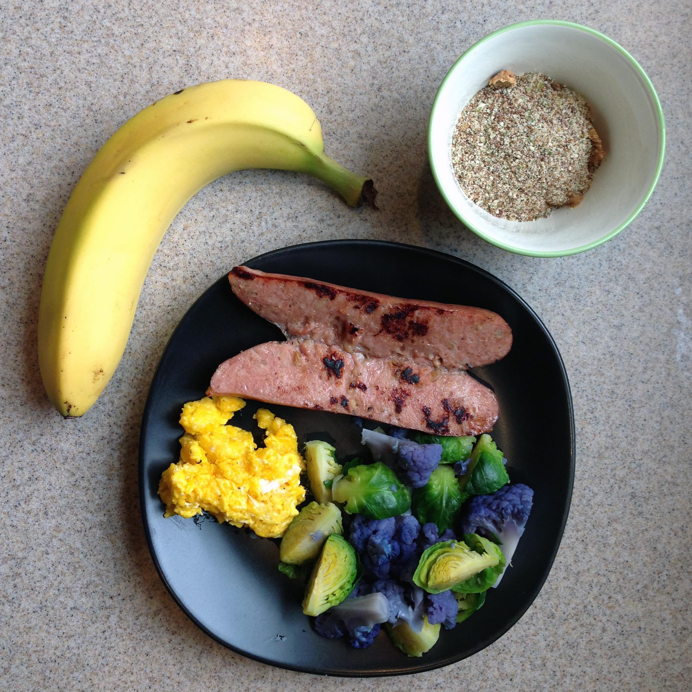 Breakfast 1 -