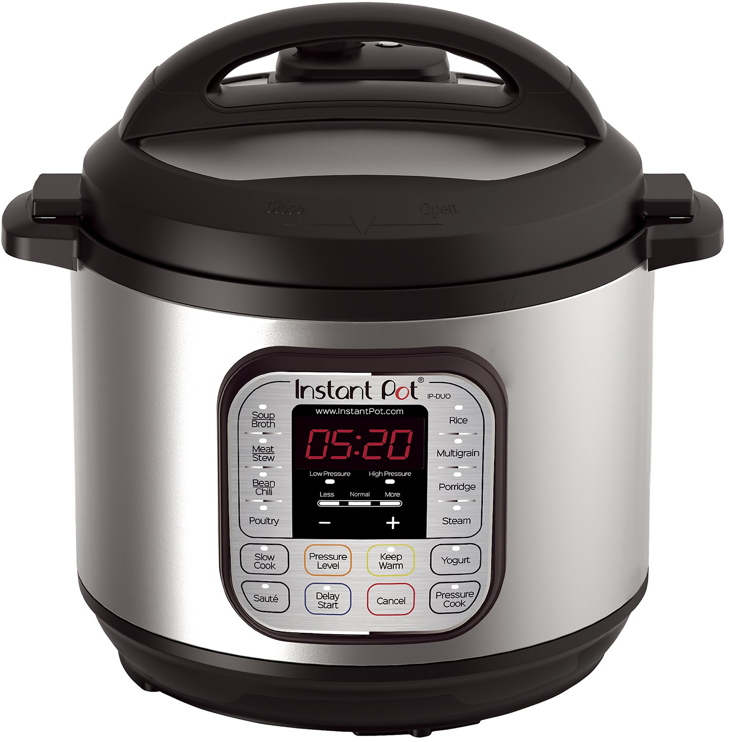 Instant Pot - From making yogurt to batch cooking meals, the Instant Pot is the one appliance I could not live without.