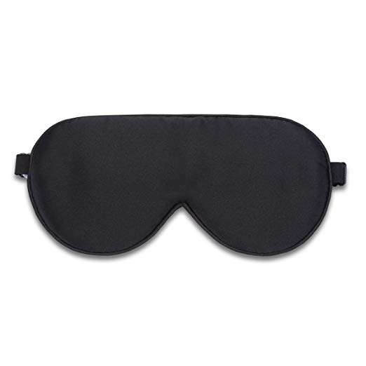 Sleep Mask - This sleep mask enables me to get high quality sleep no matter where I am. I never go a night without it.