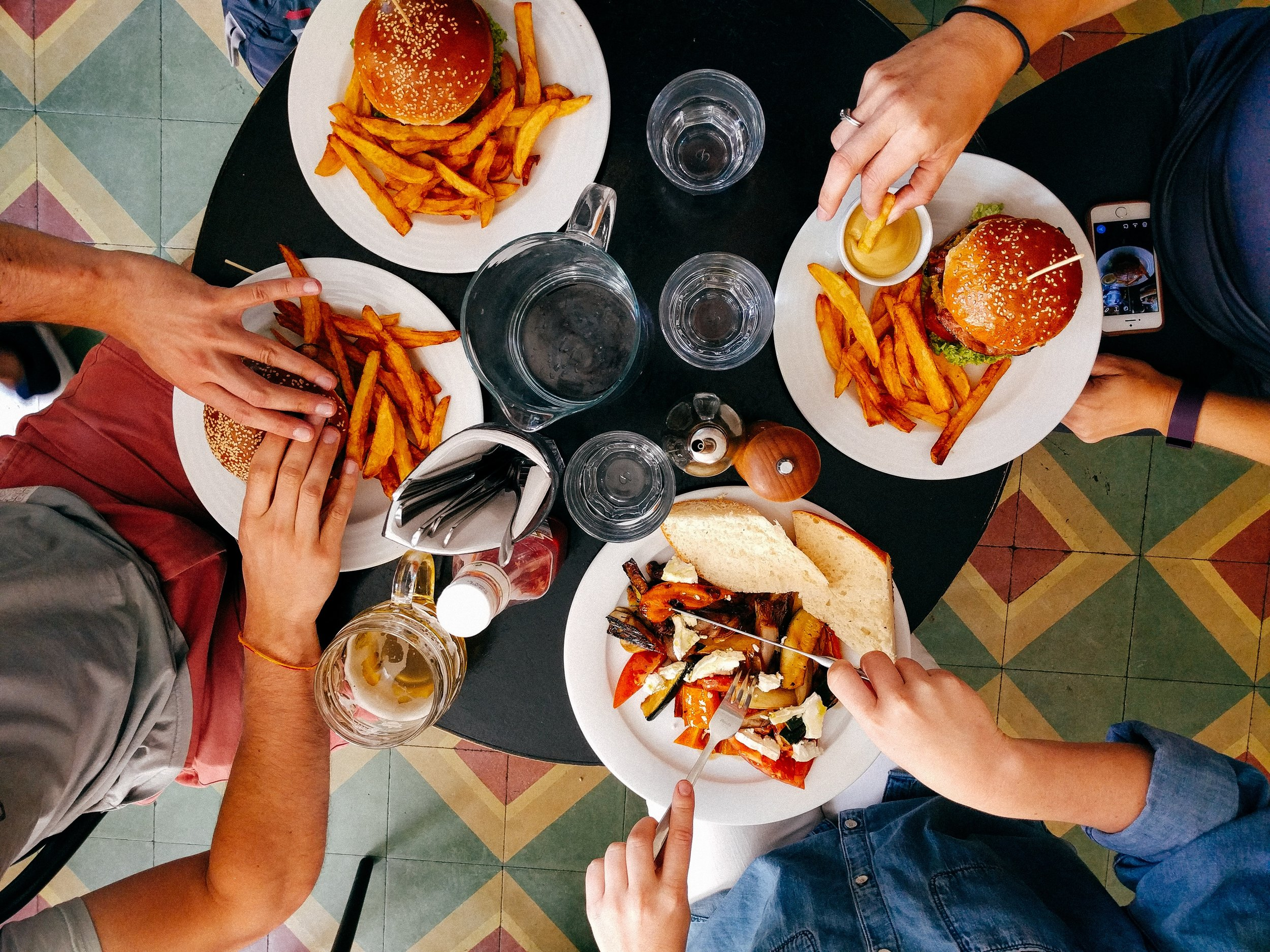 Tips for Eating Out With Celiac Disease (or Any Food Intolerances) | The Gut Healing Ninja