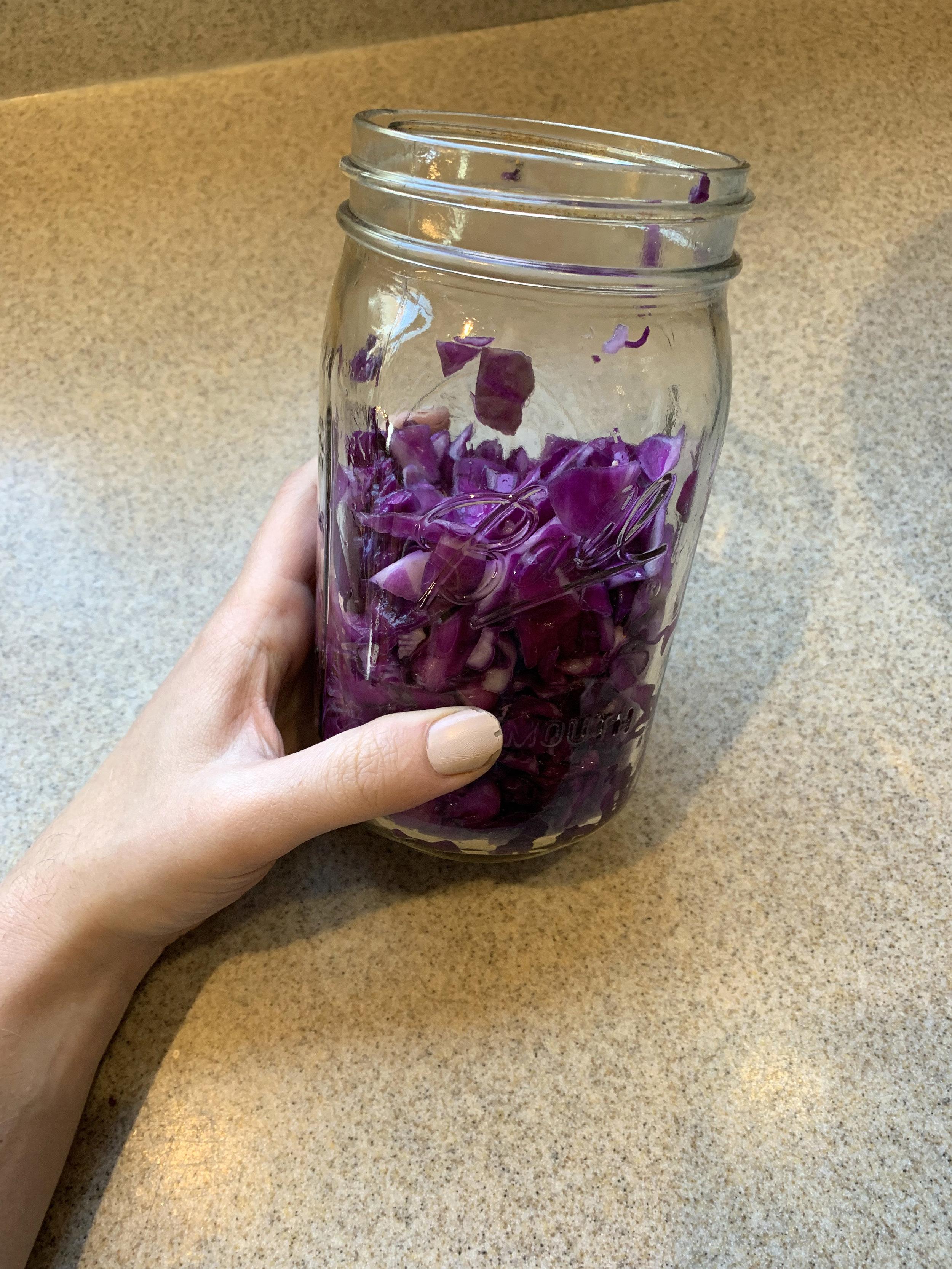 How To Make Homemade, Fermented Sauerkraut   The Gut Healing Ninja