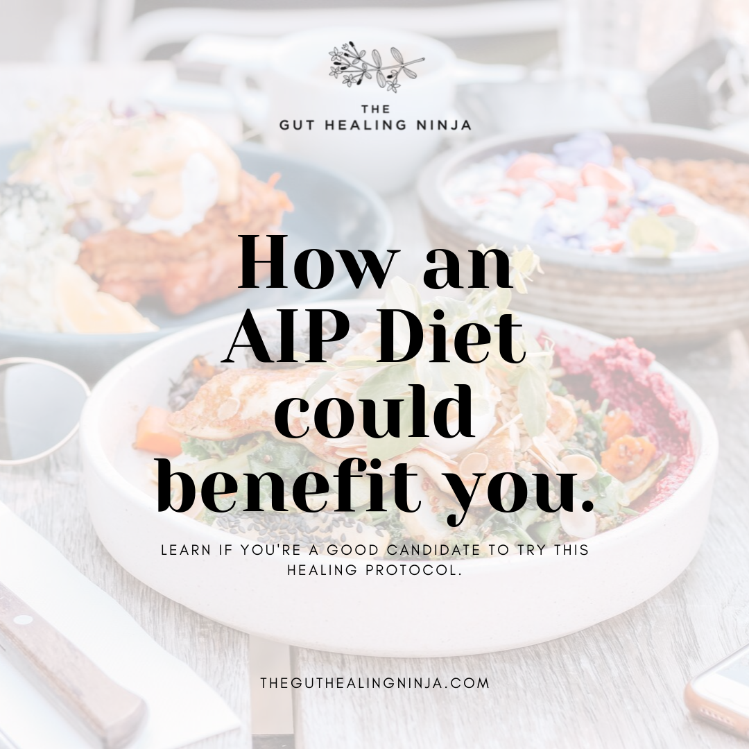 Could You Benefit from an AIP Diet? | The Gut Healing Ninja