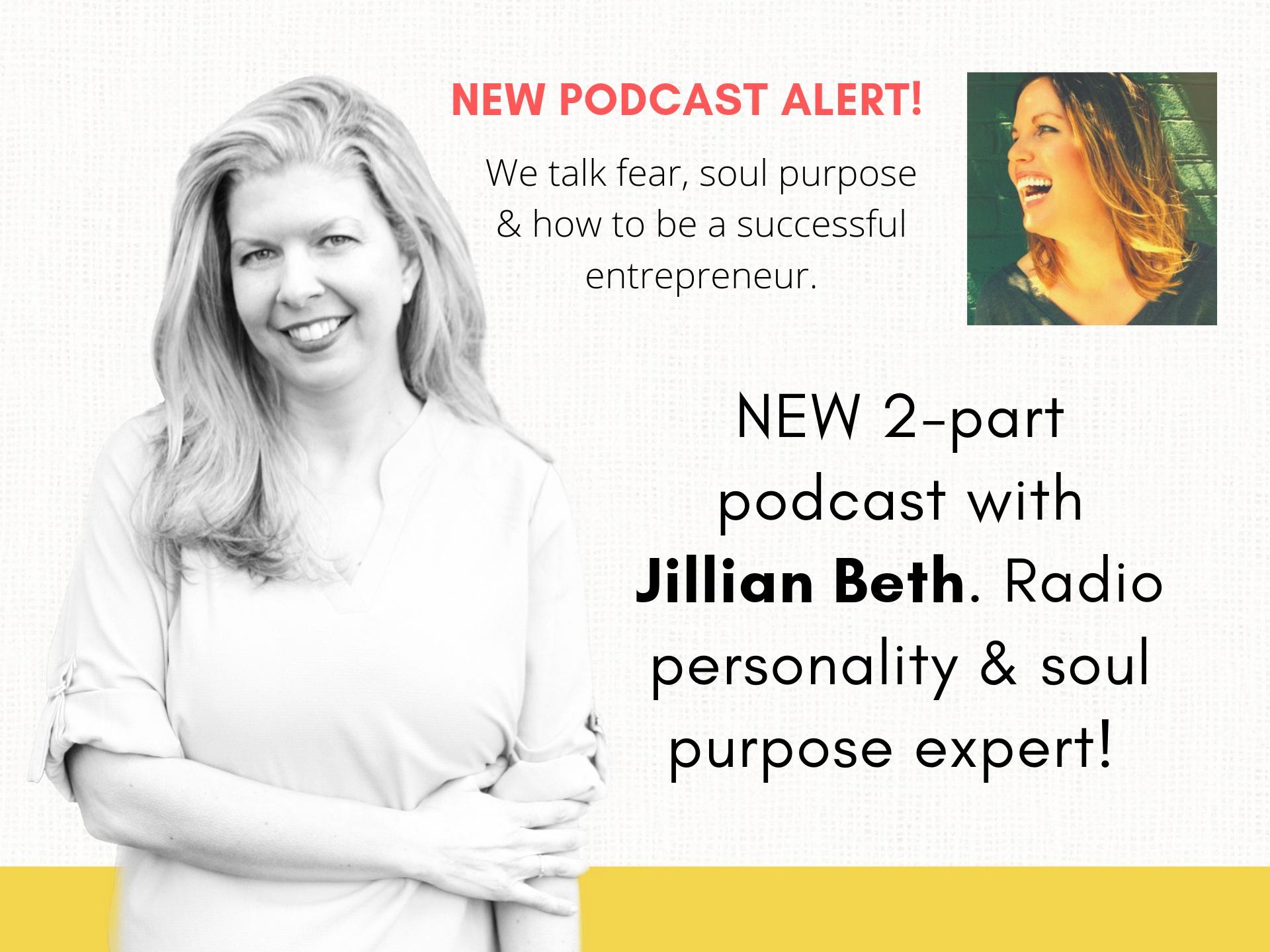 Soul Purpose  - with Jillian Beth