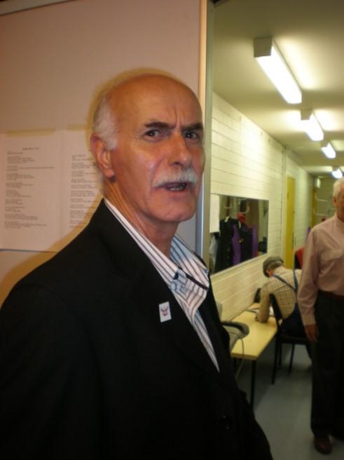 Director John  Gerrie