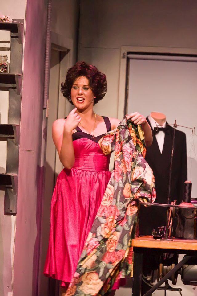 Nadine Savauge as Anita