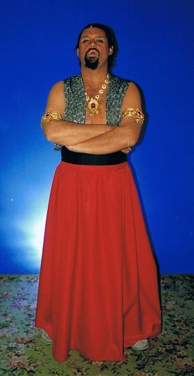 Greg Buist (Kralahome)