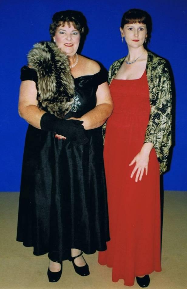 Sue & Kathy