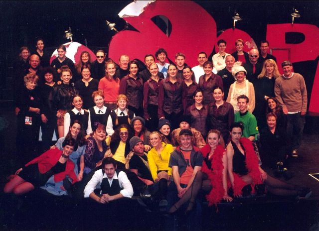 The Company of Godspell