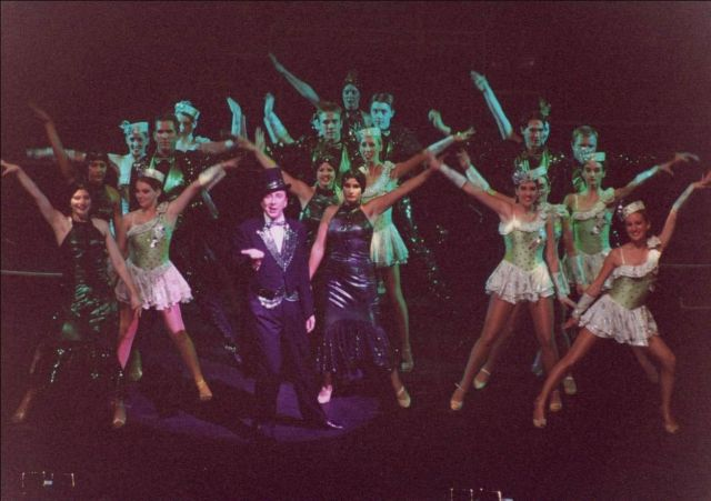 Christopher Hamilton (Billy Flynn) -  Razzle Dazzle