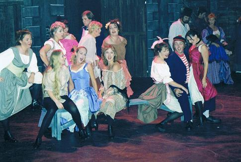 Lovely Ladies  (Rehearsal)