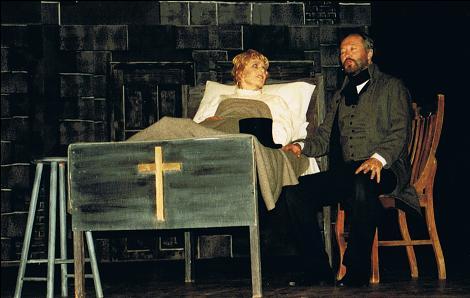 Joanne McMahon as  Fantine