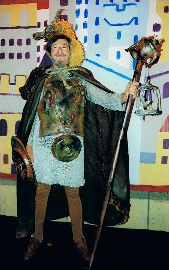 Lex Tonnett - King Pellinore