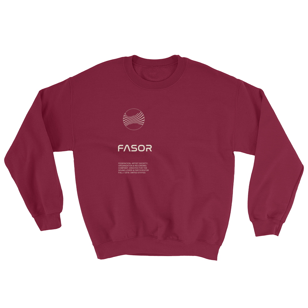 Fall Back Sweatshirt - Available now in 4 color ways.  SHOP NOW!