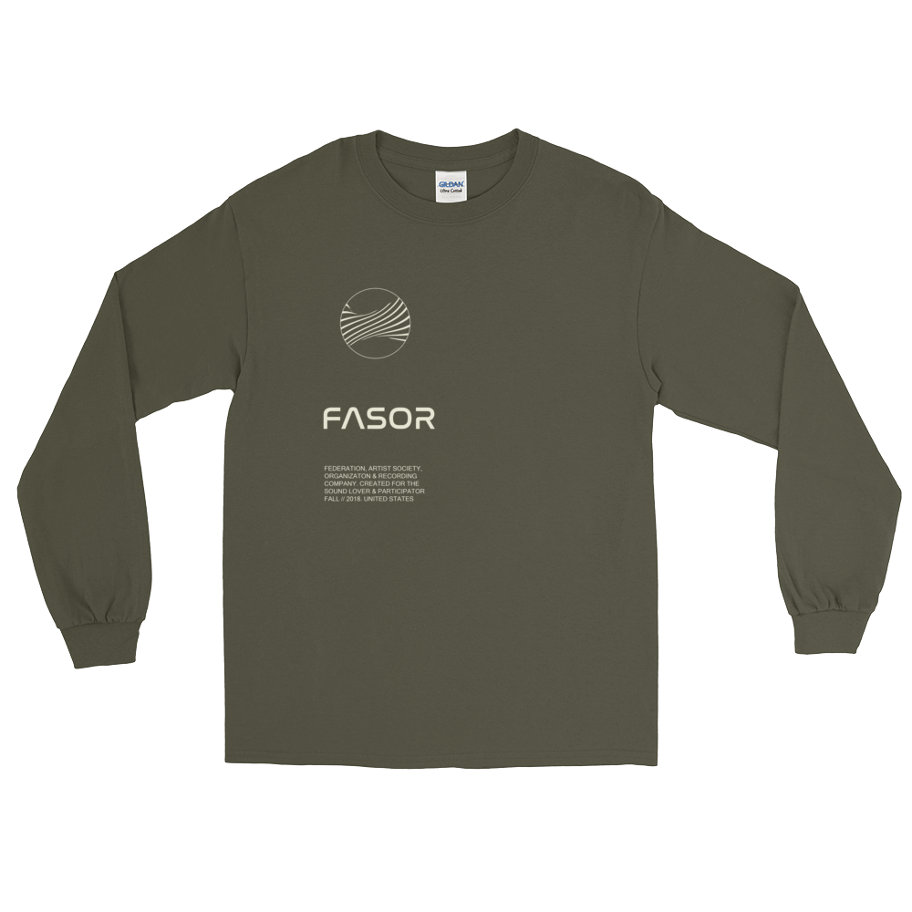 Fall Back Rugged Long Sleeve Tee - Available in 4 color ways  SHOP NOW!