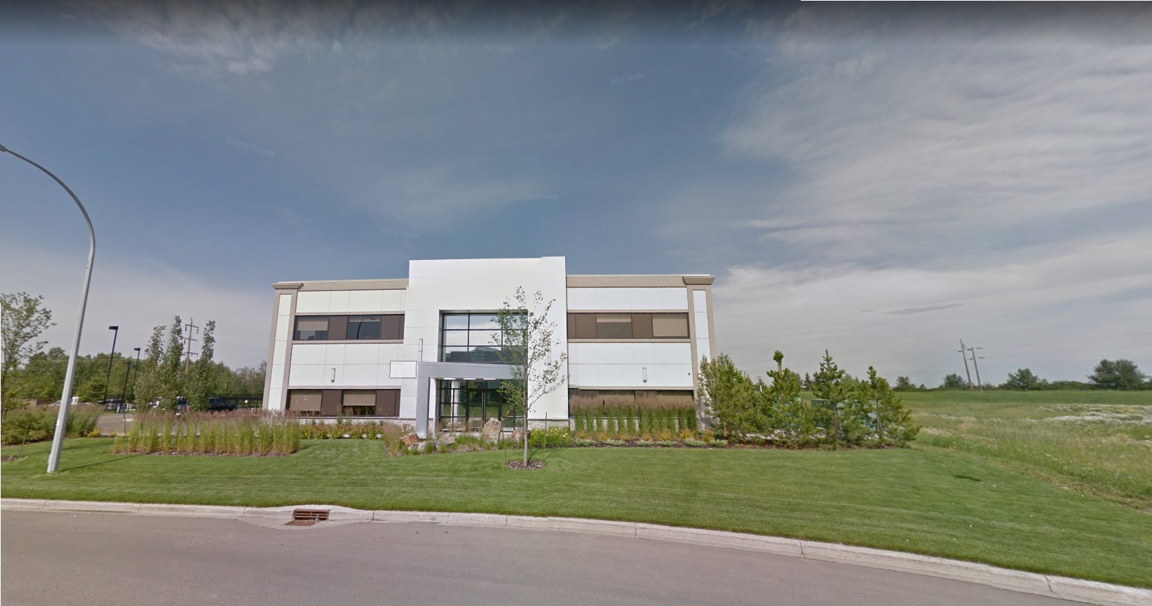 Davis Safety  Located on 130 Carleton Drive, St Albert AB.  A 2 Storey of safety training.