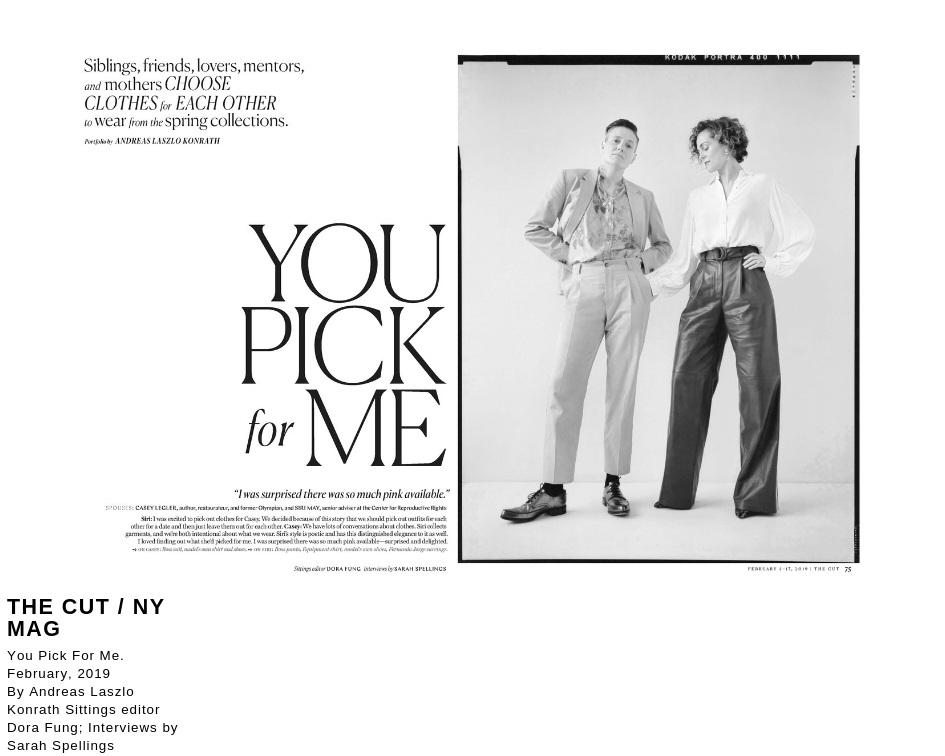 The Cut / NY Mag