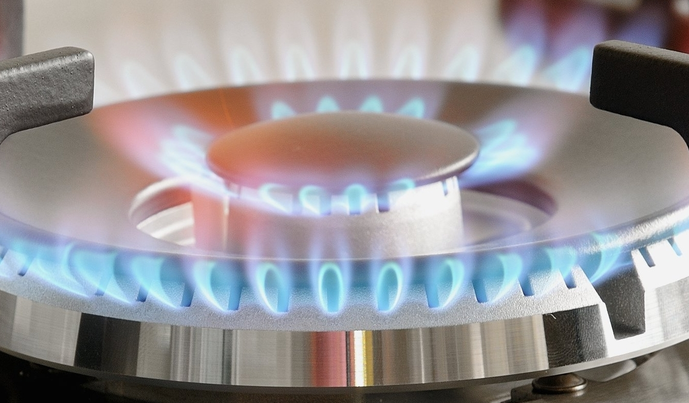 connect to natural gas