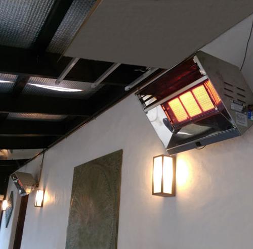 Aira WMO24 Out Door Heater