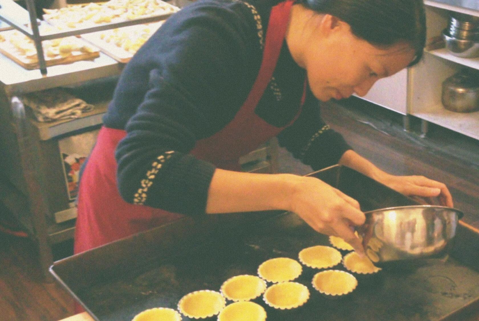 Chunyi Zhou - Good Food / Traveling / Focus