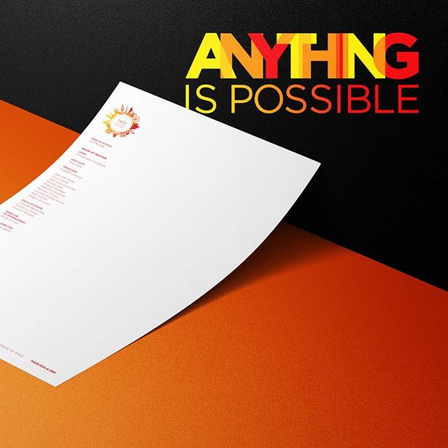 Together Anything Is Possible indeed. Such a great message and theme for this year's @fasnygala • • • #fasny #fasnygala #eventdesign #eventidentity #anythingispossible #spoonandforkstudio #visualidentity #typography #orange #invitations #programbook #fundraiser #french #jerseycitydesigner