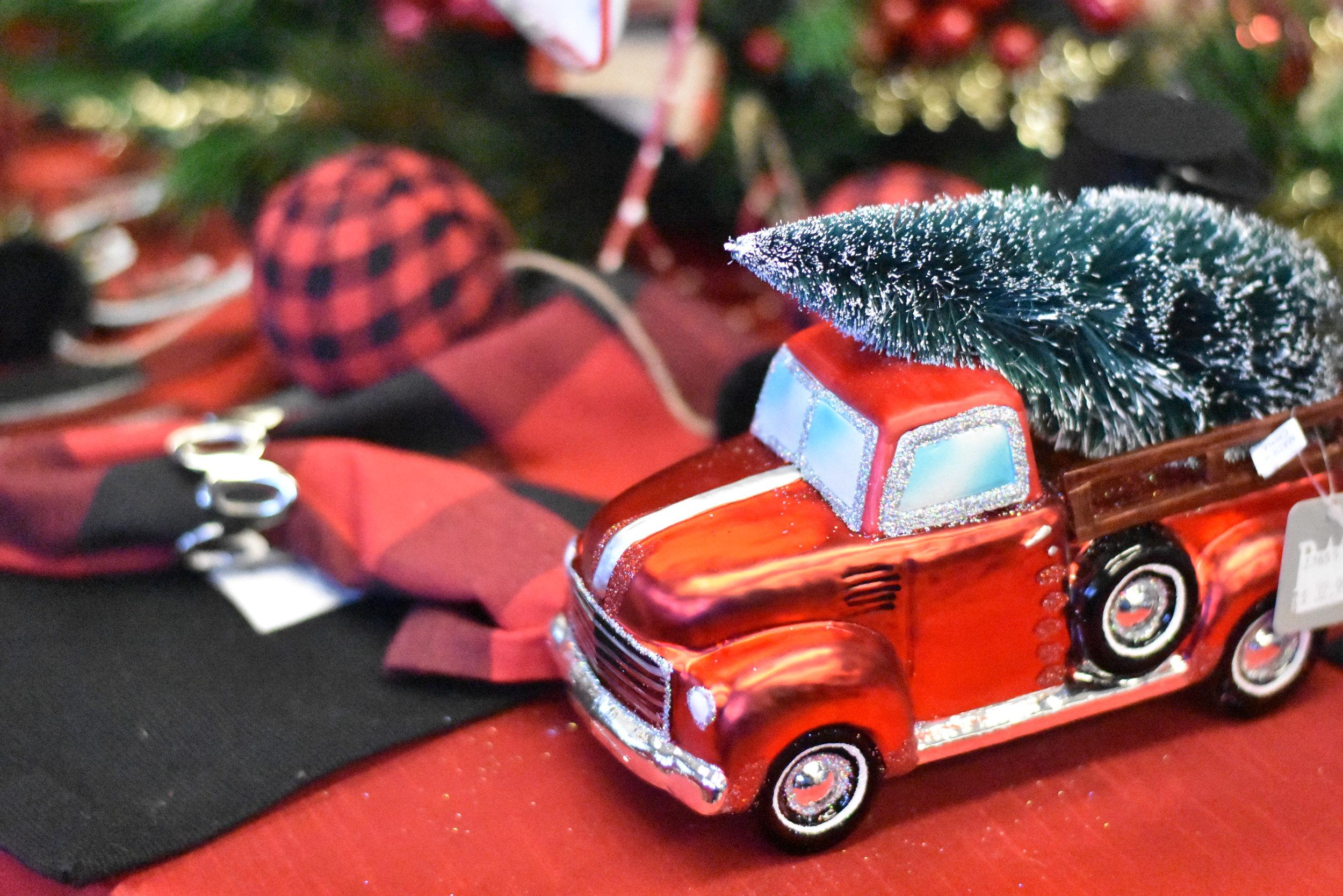 Christmas Open House Rubies Home Furnishings