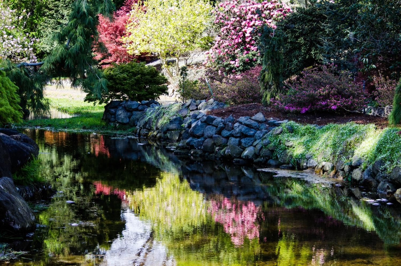 Whitney Gardens  by Anna Maria Wolf