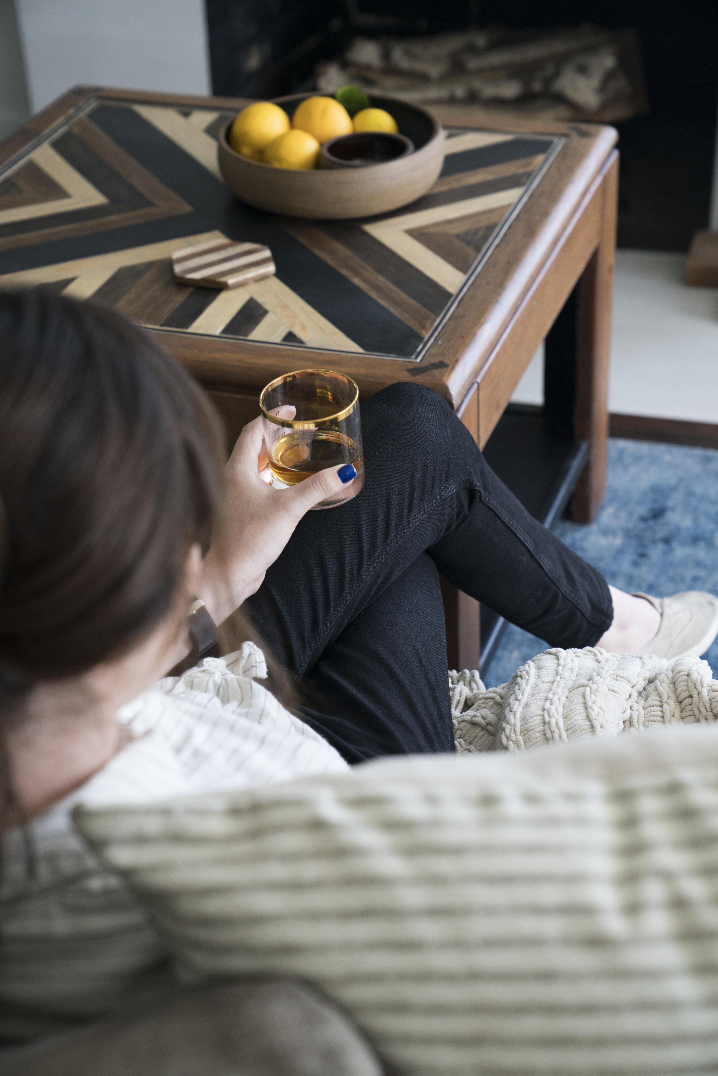 Bonsai coffee table