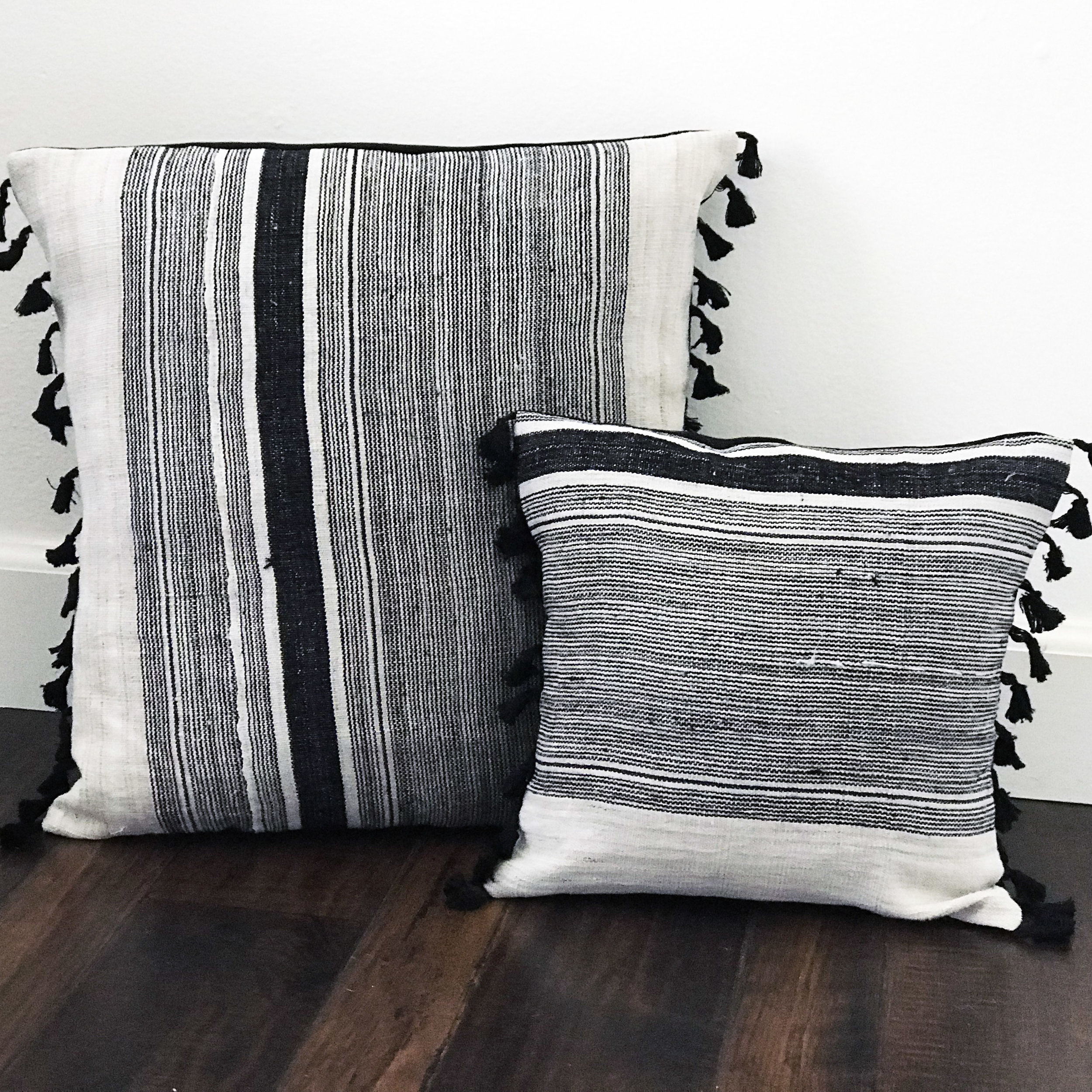 The Dylan Pillow collection is just a small selection of the many pillow styles we have available at The Attic