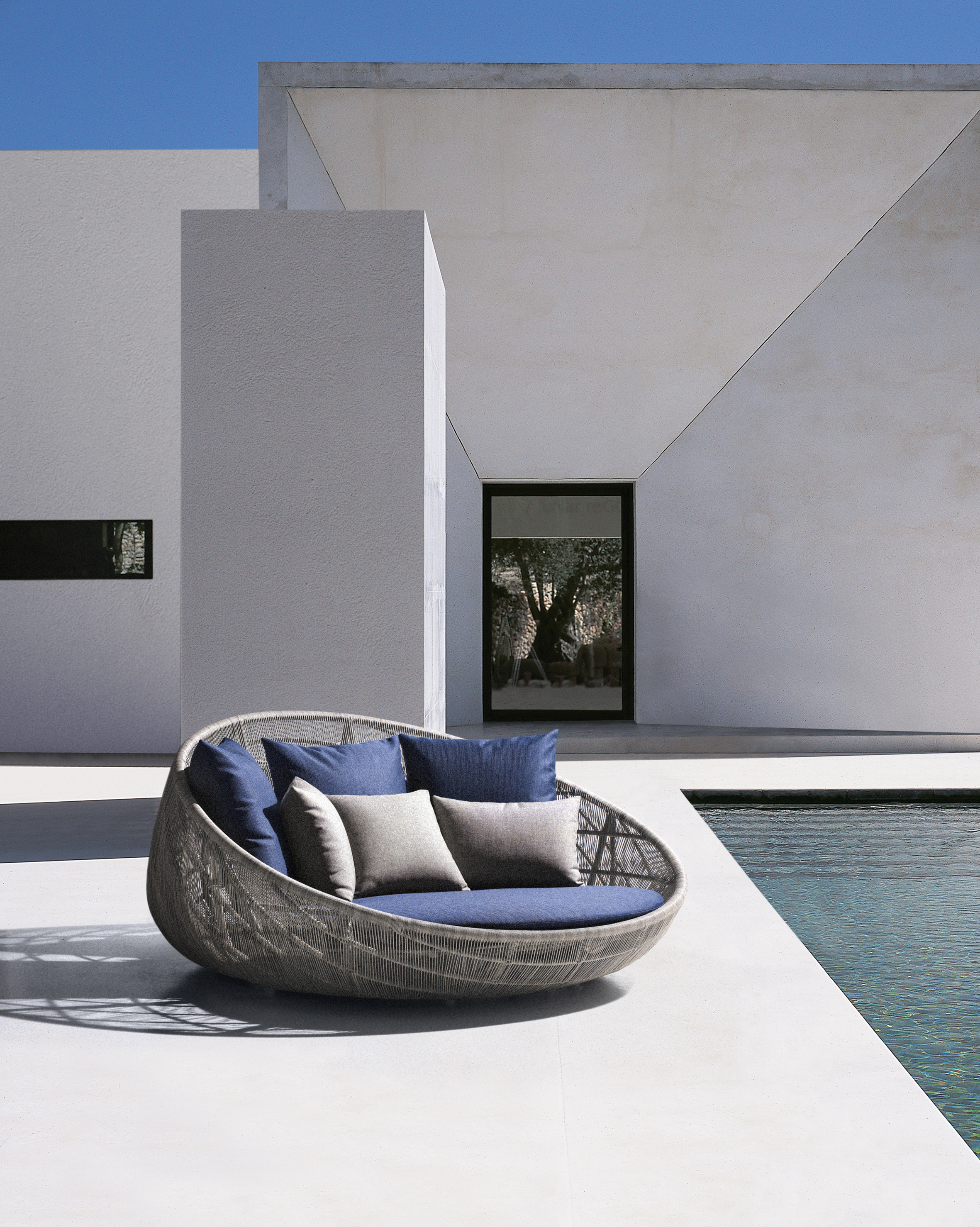 - The Canasta Series revives the concept of a traditional outdoor by conveying a decisively contemporary look.