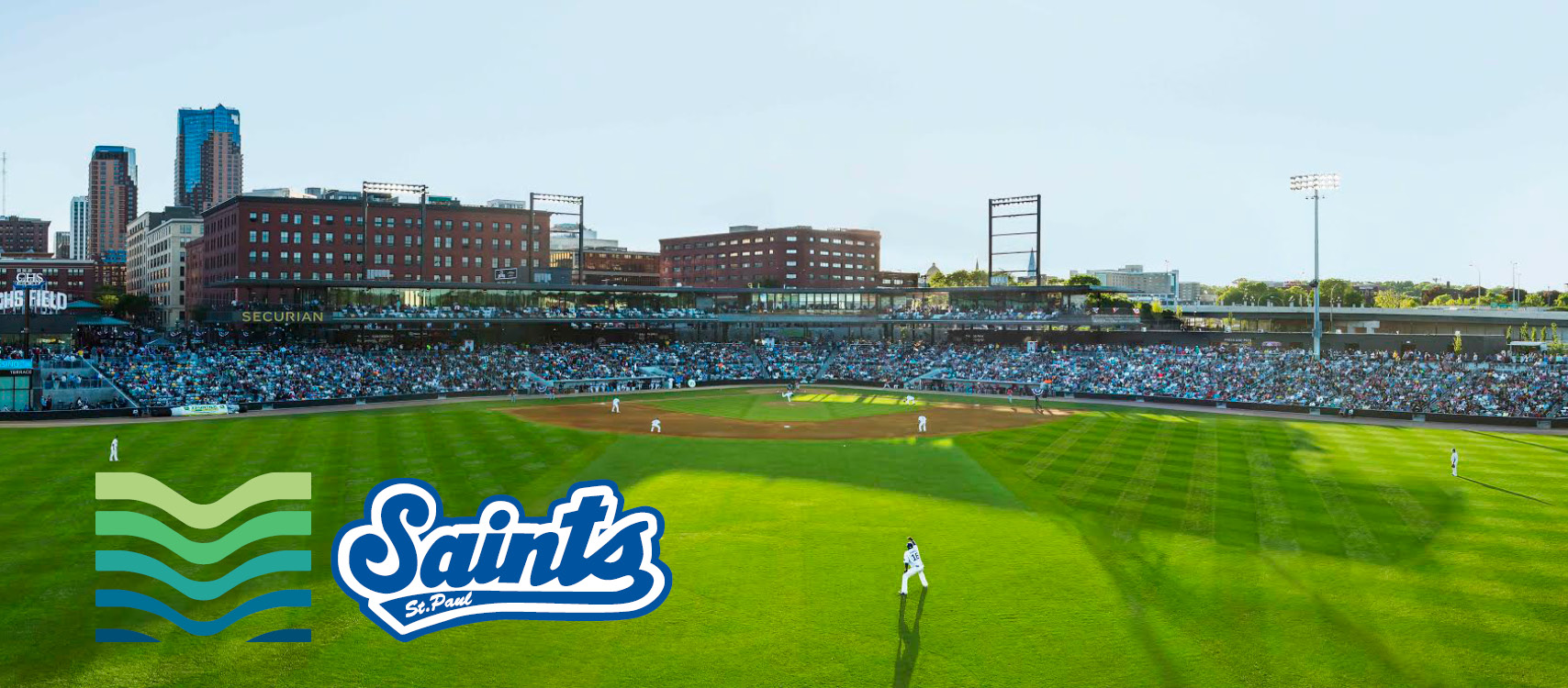 Mississippi Park Connection Night @ St. Paul Saints CHS Field  July 12 7 PM  Tickets available SOON at: parkconnection.org/events