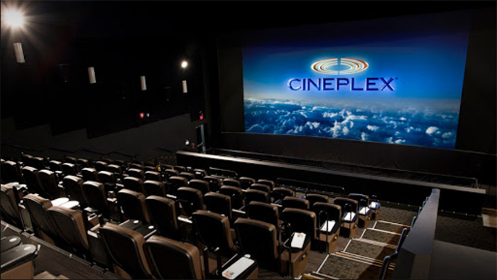 Image courtesy of Cineplex.