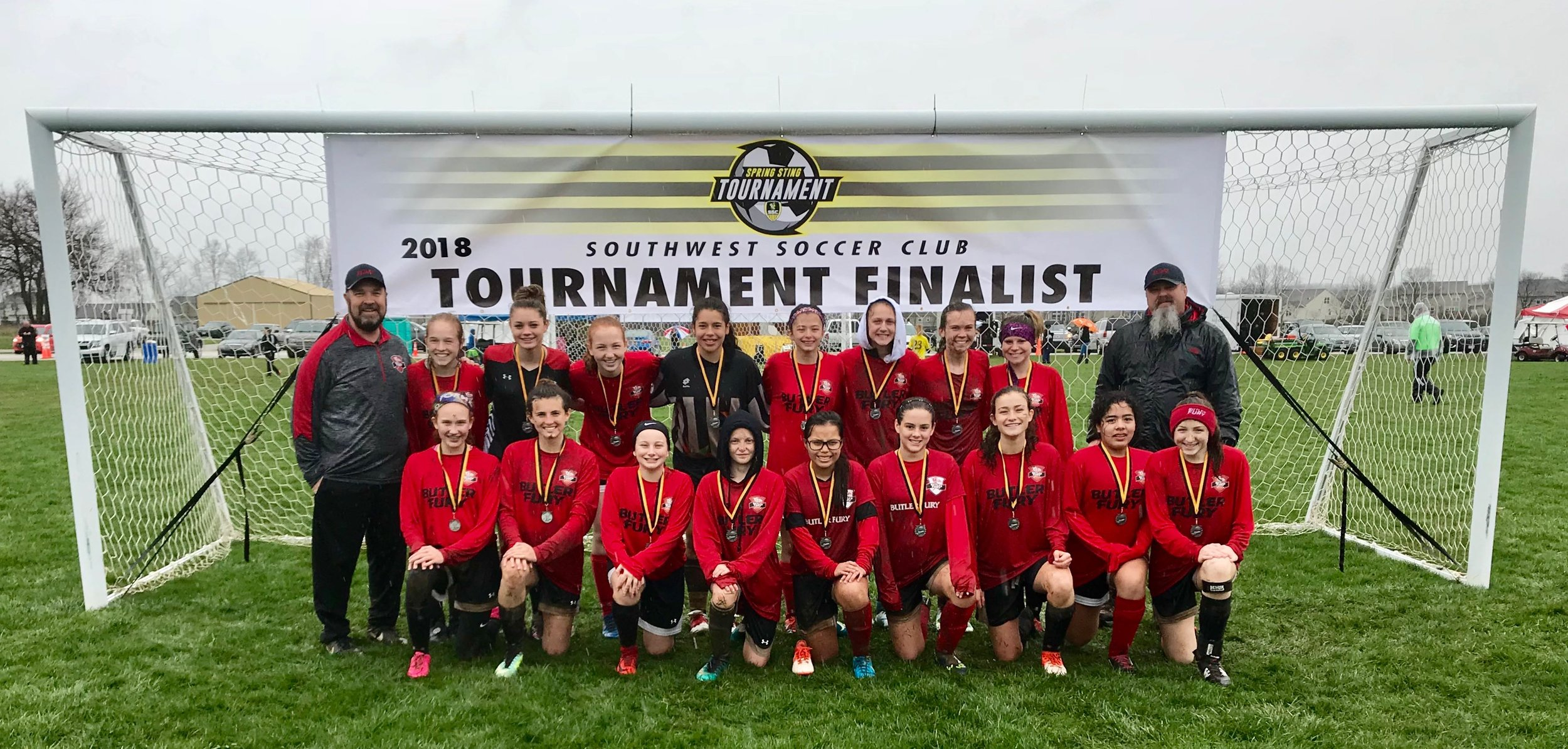 U14 Girls - Spring Sting Finalist