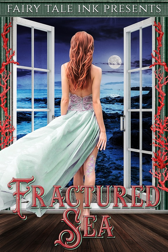Fractured Sea - FRACTURED SEA, The Little Mermaid Retelling CollectionThe Fairy Tale Ink is proud to present these five retold stories of the classic, The Little Mermaid. A story for every reader from best-selling and award-winning authors!The Academy, by Jo Schneider: Ariel thought going to The Academy would rid her of the shadow of five older sisters, but school isn't all Ri dreamed it would be. Between a grouchy mage of a roommate and sisters who won't mind their own business, Ri finds solace in a chance encounter with the human prince. He too lives in a shadow, and they become quick friends. But when he starts asking probing questions about Ri's kingdom, she must find out what the prince is really after.Sand and Sea, by Adrienne Monson: Prince Elex is in danger and the only one who knows of his intended assassination is Aria. But how can a mermaid save an innocent human from certain death? Luckily she knows a sea witch who just might have the answer to her dilemma. But will Aria be able to reach the prince in time? Under the Moonlit Sea, by Teri Harman: As queen of the Moon Mermaids, Quila is responsible for keeping the tides flowing. Anson is a professional deep-sea diver, a dangerous sport few men survive. When Anson is trapped in a shipwreck, Quila defies the rules of her people to save his life. The rescue sparks a fevered attraction, but bridging the gap between land and sea comes at great cost.Pua's Kiss, by Lehua Parker: Kanaloa, the great Hawaiian ocean god, has only one kapu law for his daughter Pua: bear no Niuhi-human sons or die. Easy to obey in her Niuhi shark form, but Pua has an irresistible itch that's relieved only by napping on the beach in the afternoon sun. When she meets Californian Justin Halpert, he's perfect. Alone on his prepaid Hawaiian honeymoon, he wants nothing more permanent than a temporary tattoo. For the first time in centuries, Pua's looking forward to a romantic interlude that doesn't end in a bloody shark attack. But modern times bring modern complications. Too bad Justin has secrets of his own.Forbidden Words, by Angela Brimhall: A voiceless mermaid. A vengeful Greek goddess. A wicked family secret that could destroy all life above and below the ocean. Throw in a handsome human prince, five dangerous magical objects, and the deal of a lifetime and you'll be swimming to the edge of your seat to discover what happens under this sea.
