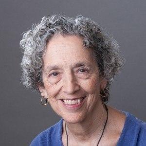 Ruth Messinger, former Manhattan Borough President
