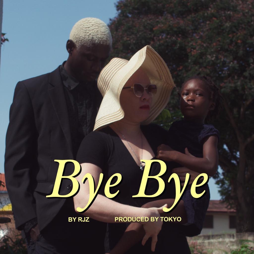 'Bye Bye' video cover