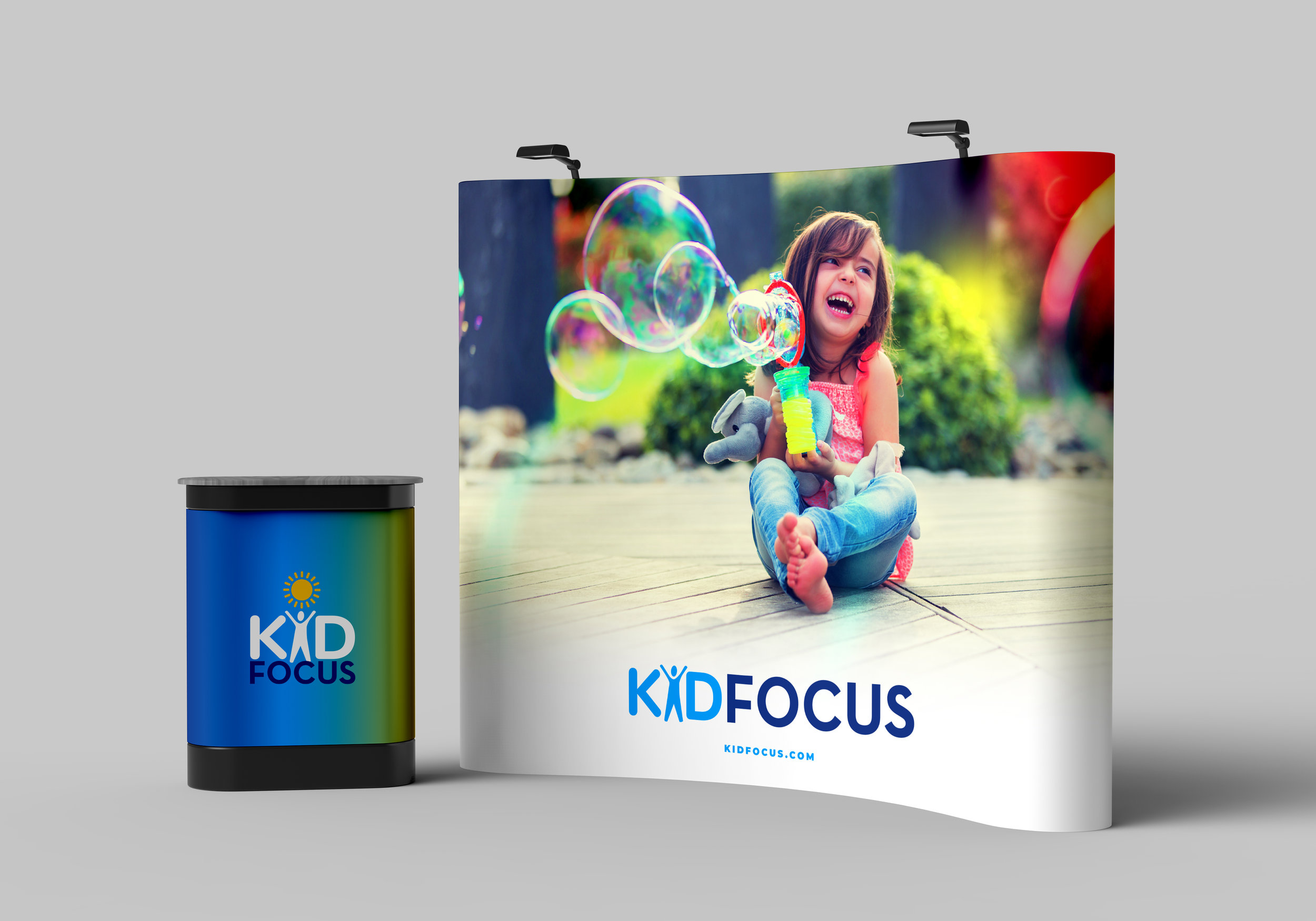 Free Trade Show Banner Stand Backdrop With Display Counter Mockup PSD.jpg